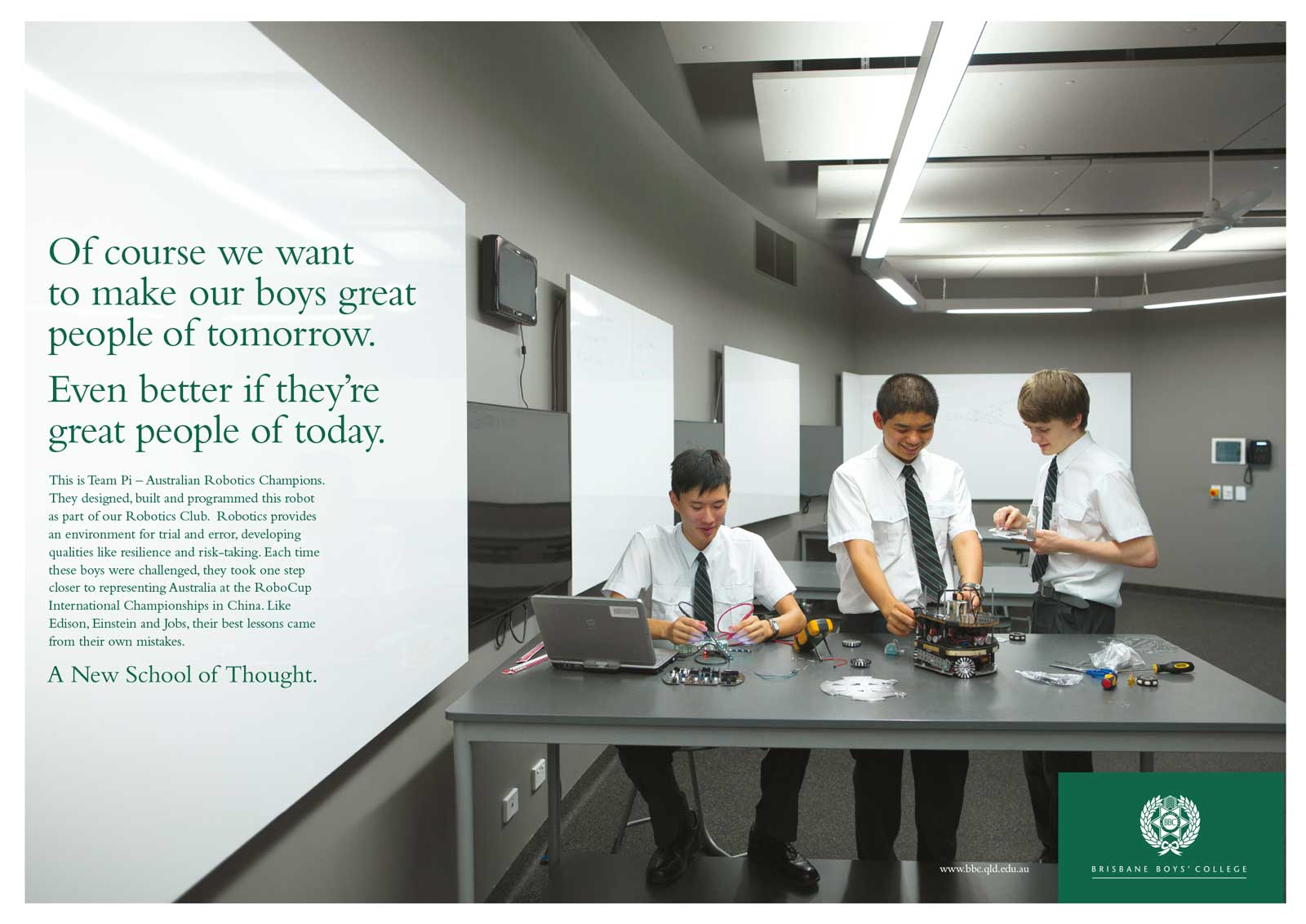Brisbane Boys College