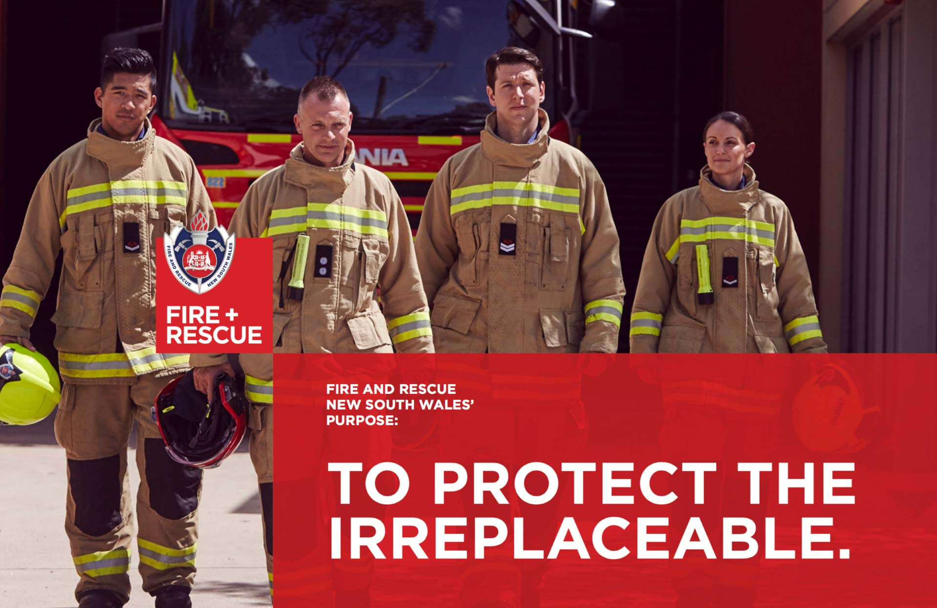 Fire and Rescue NSW Brand Case Study